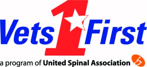 VetsFirst United Spinal Logo